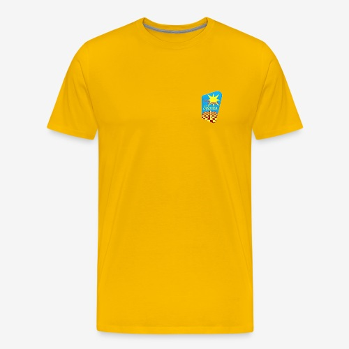 Stjernen logo liksom ikke bruk - Premium T-skjorte for menn