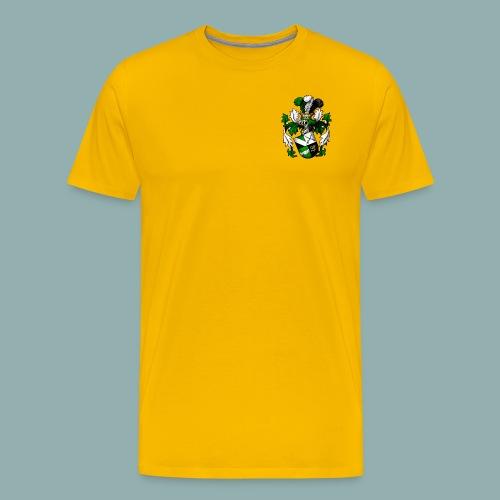 Akademische Fechterschaft - Männer Premium T-Shirt