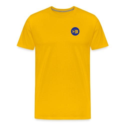 biller kreis - Männer Premium T-Shirt