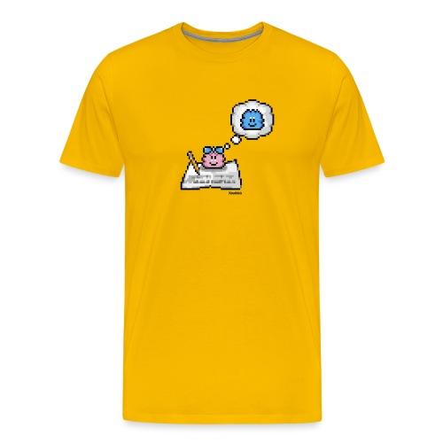 Loveletter - Girl - Männer Premium T-Shirt