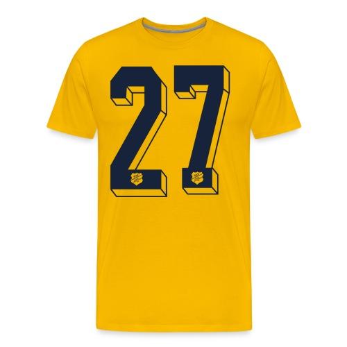 27erOldau - Männer Premium T-Shirt