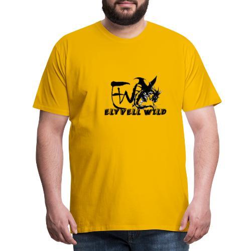ELYVELL WILD - T-shirt Premium Homme