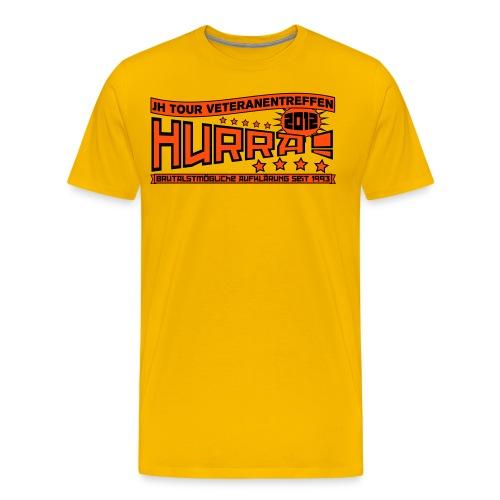 JH Tour Veteranentreffen 2012 - Männer Premium T-Shirt