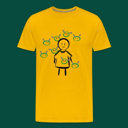 Dimelo - Camiseta premium hombre