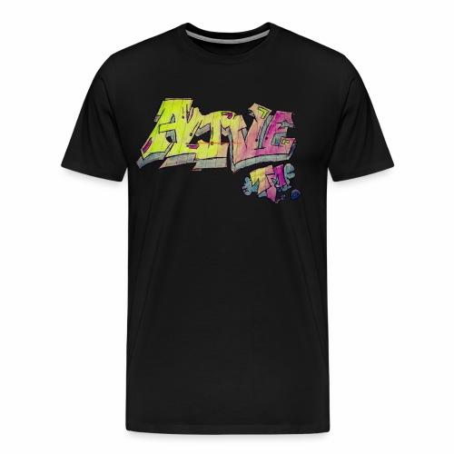 ALIVE TM Collab - Men's Premium T-Shirt