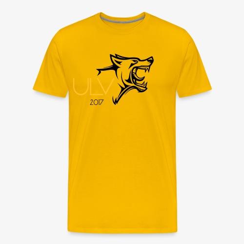 ulv2017 - Premium T-skjorte for menn
