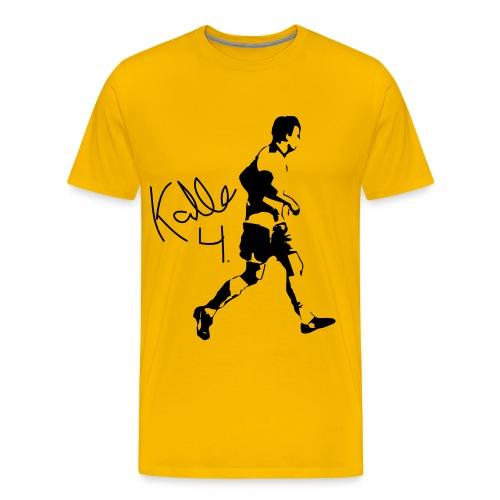 Kalletröja - Premium-T-shirt herr