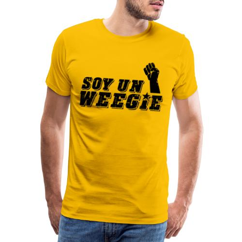 Soy Un Weegie - Men's Premium T-Shirt