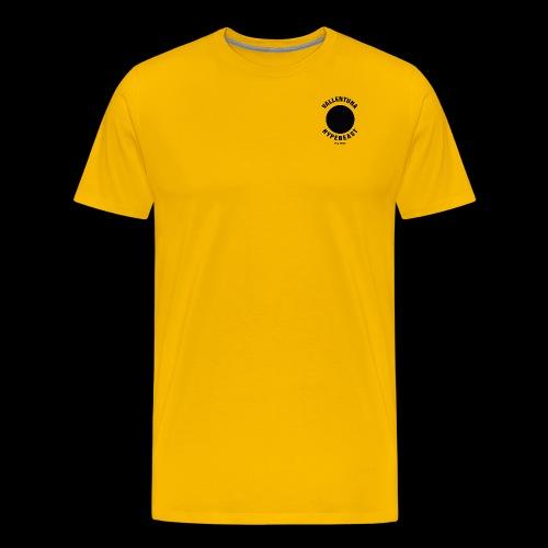 All black - Premium-T-shirt herr