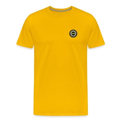 GOD FATHER LOGO 1 - Men's Premium T-Shirt