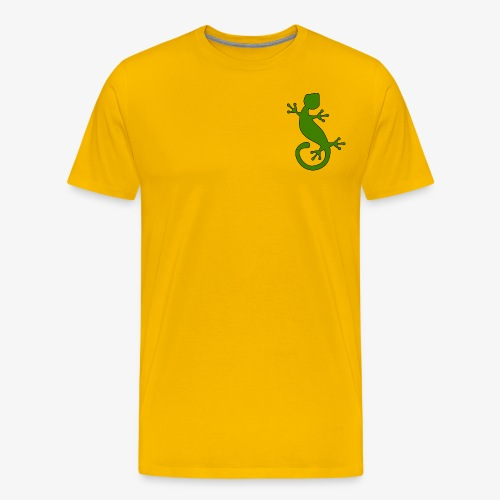Little gecko - Men's Premium T-Shirt