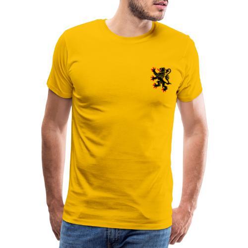 Nord-Pas-De-Calais - T-shirt Premium Homme