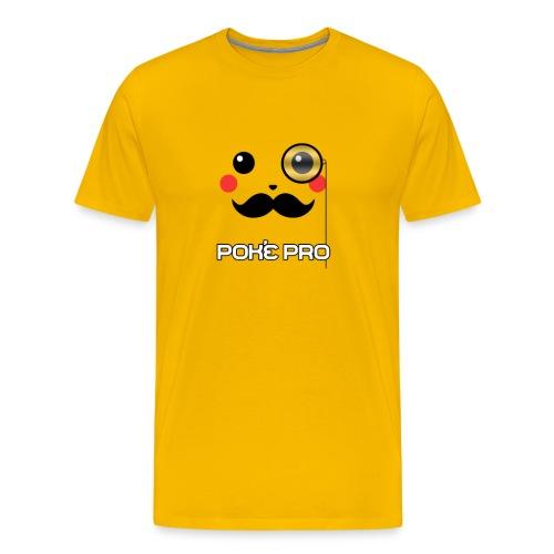 POKE PRO copy png - Men's Premium T-Shirt