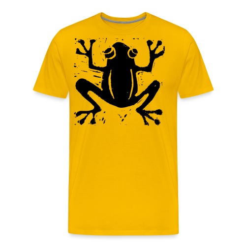 Crafty Wotnots Tree Frog - Men's Premium T-Shirt