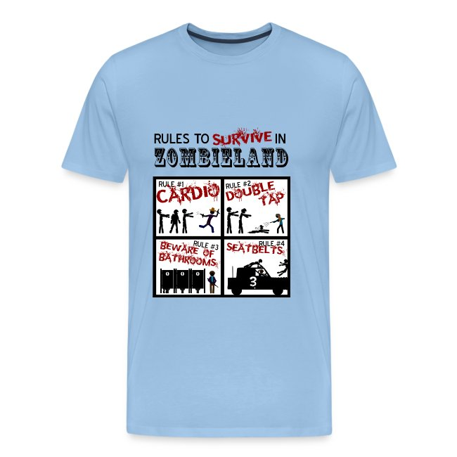 Zombieland rules to survive