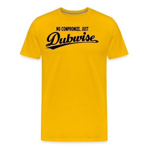 nocompromize - Men's Premium T-Shirt