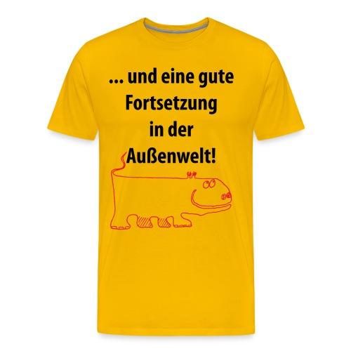 Gute Fortsetzung - Männer Premium T-Shirt