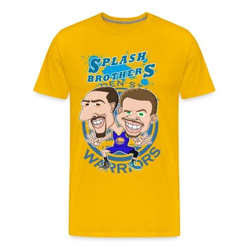 SPLASH BROTHERS - Camiseta premium hombre