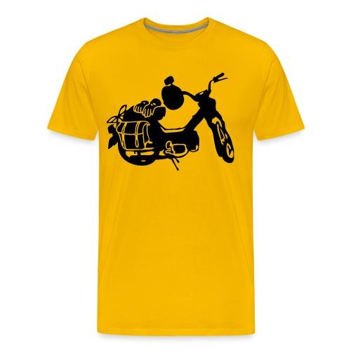 gunnar8 - Premium T-skjorte for menn