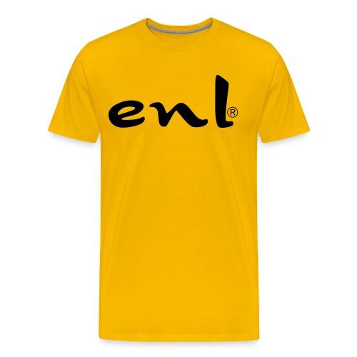 logogr - Männer Premium T-Shirt