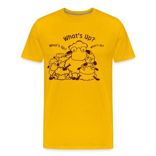 yendasheeps - Mannen Premium T-shirt