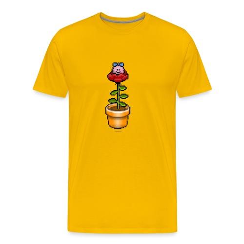 Rosentopf - Männer Premium T-Shirt
