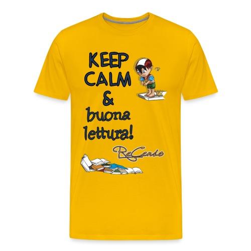 RE_CENSO---estate-trampol - Maglietta Premium da uomo