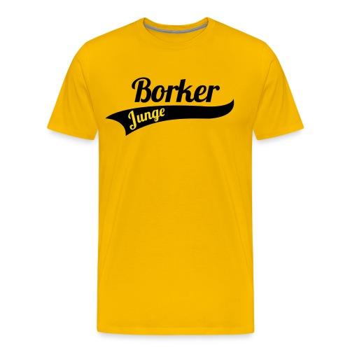 BorkerJunge - Männer Premium T-Shirt