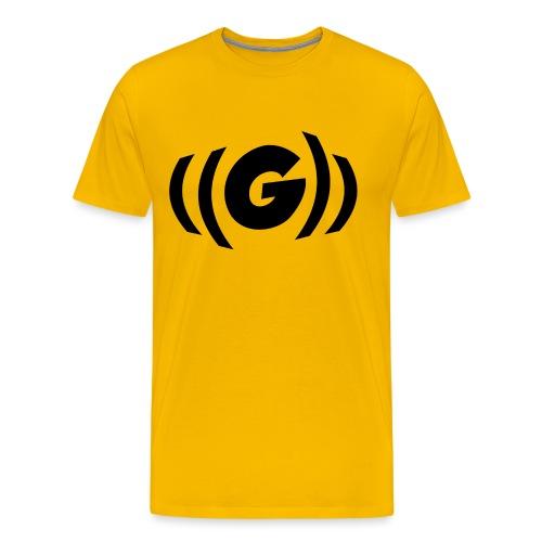 gpp logo shirt png - Mannen Premium T-shirt