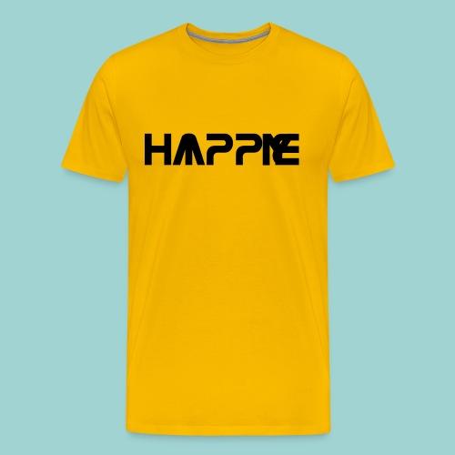 Happy Hippie - Männer Premium T-Shirt
