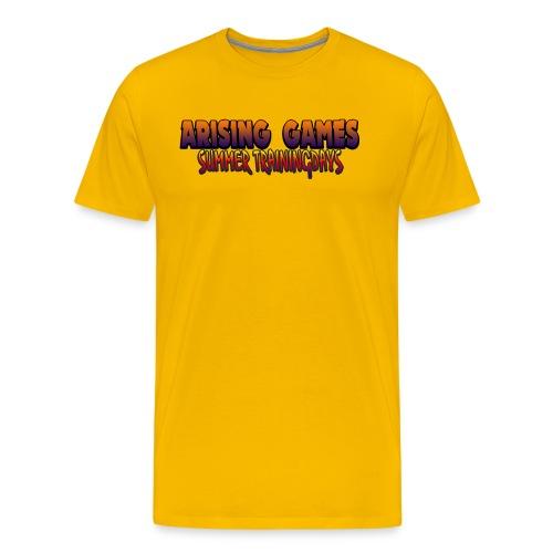 Arising Games Summer Trainingdays [2018] Merch - Männer Premium T-Shirt
