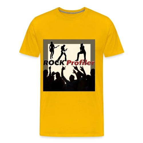 ROCK Profiler on Stage - Premium-T-shirt herr