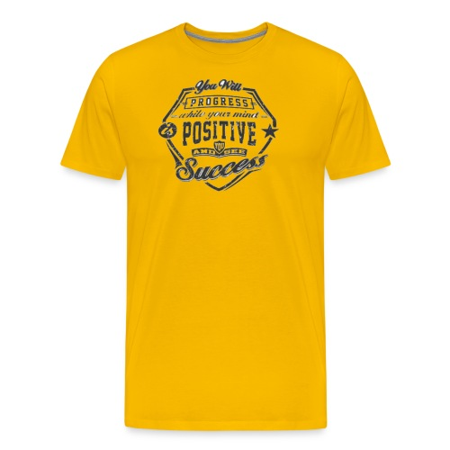 positive - Camiseta premium hombre