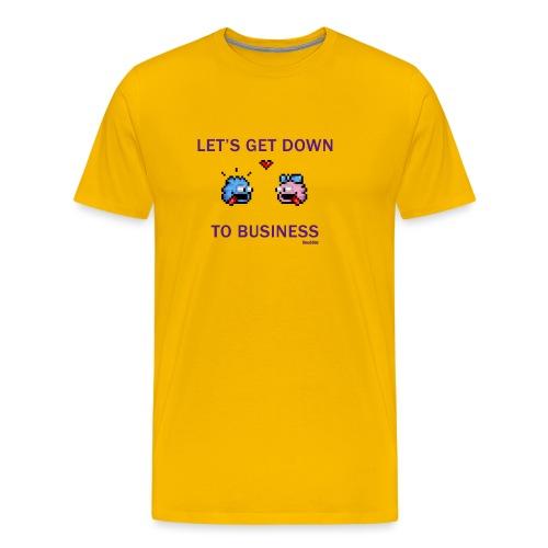 Down To Business - Männer Premium T-Shirt