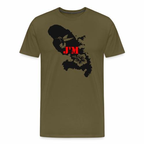 J'M La Martinique - T-shirt Premium Homme