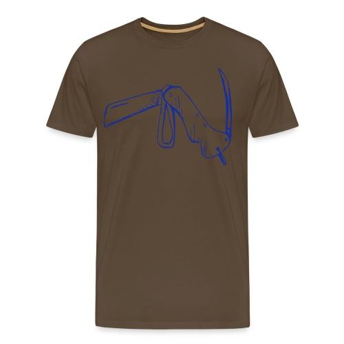 jacknife - Maglietta Premium da uomo