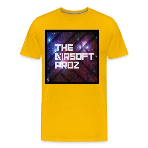 TheAirsoftProz Galaxy Mens Long Sleeve - Men's Premium T-Shirt