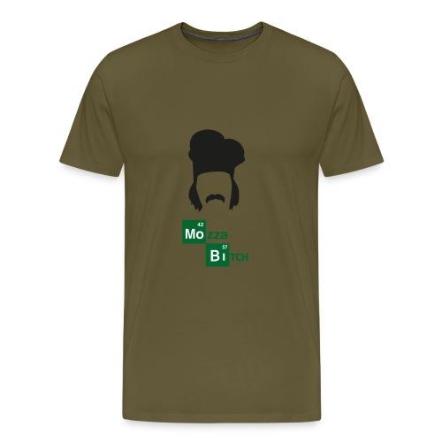 Breaking zza png - T-shirt Premium Homme