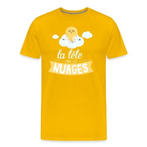 La Tête Dans Les Nuages - T-shirt Premium Homme