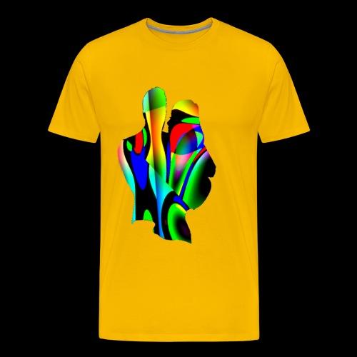 Le couple - T-shirt Premium Homme