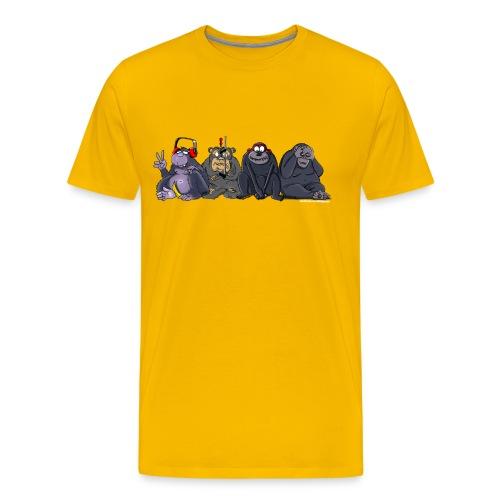 Bild1 png - Männer Premium T-Shirt