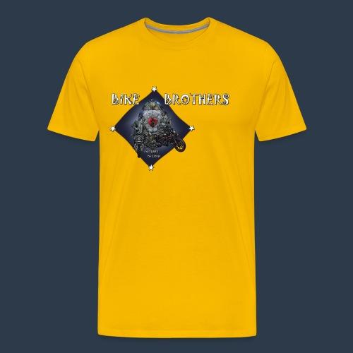 logo bikebrothers solingen - Männer Premium T-Shirt