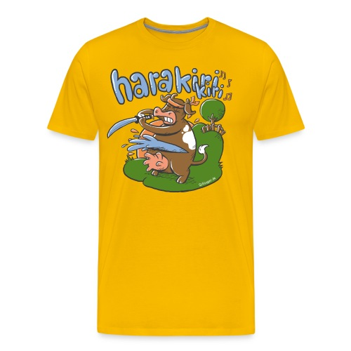 Harakiri - Männer Premium T-Shirt