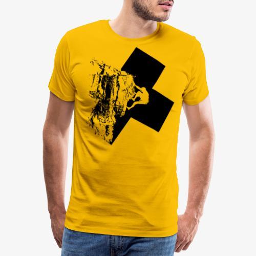 Escalada en roca - Men's Premium T-Shirt