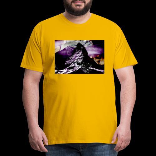 MOUNTAIN BOY - Premium-T-shirt herr