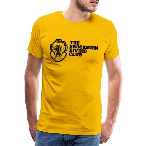 Brockburn Diving Club - Men's Premium T-Shirt