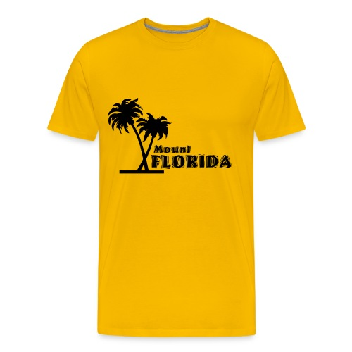 Mount Florida - Men's Premium T-Shirt