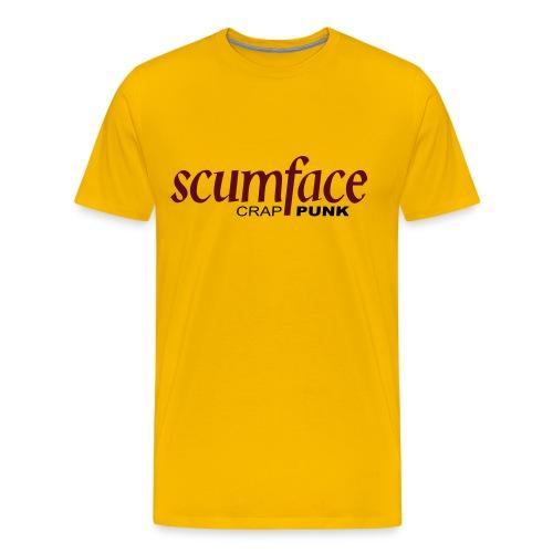 scumfast1 - Men's Premium T-Shirt