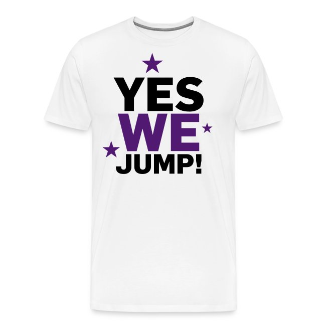 yes we jump