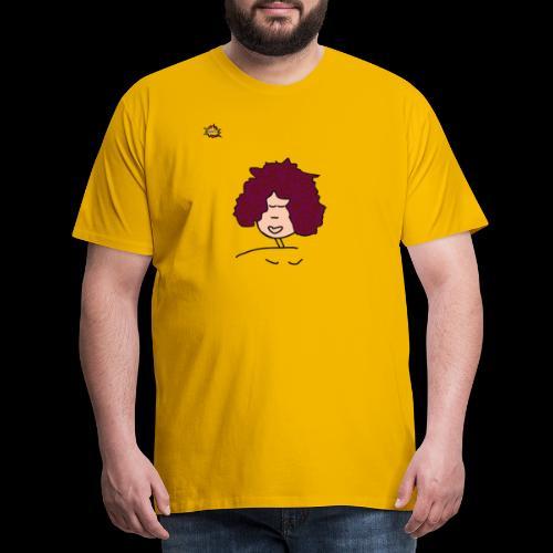 Mähne - Männer Premium T-Shirt